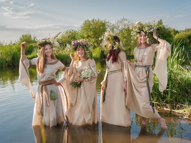 Ивана Купала обряды ритуалы заговоры