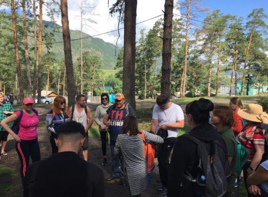 Отчет о тренинге – путешествии на Горном Алтае 2018 года, день первый, Москва – Барнаул – Сростки – Чемал.